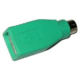 Złącze gniazdo USB / wtyk PS2