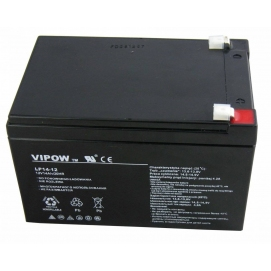 Akumulator żelowy 12V 14Ah VIPOW