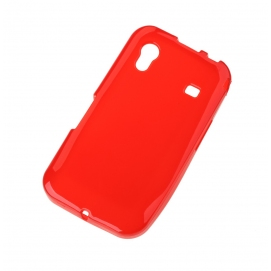 BACK COVER CASE DO SAMSUNG GALAXY ACE CZERWONY
