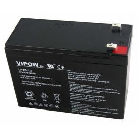 Akumulator żelowy 12V 10Ah VIPOW