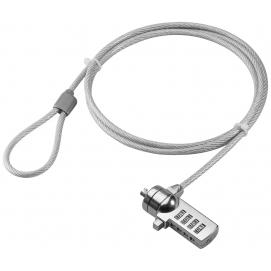 Zabezpieczenie laptopa Kensington Lock na szyfr