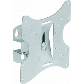 Uchwyt do ściany 23-42 cali  srebrny LCD-UCH0041