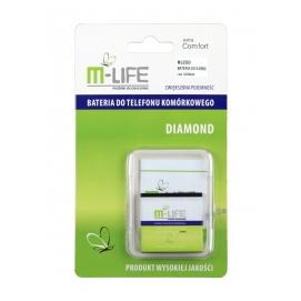 Bateria M-LIFE do Sony Ericsson Live WT19i 1600mAh