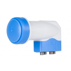 Konwerter Quad 0.2dB Cabletech Platinum