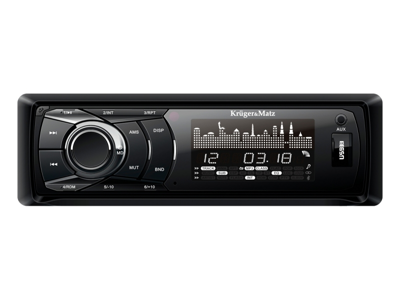 Radio samochodowe Kruger&Matz model KM0105