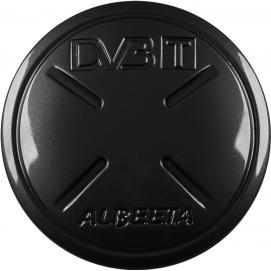 Antena samochodowa DVB-T czarna Albeeta
