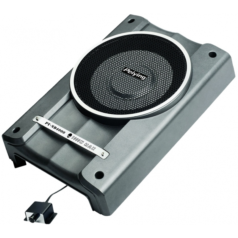 aktiv auto lautsprecher 20 cm subwoofer 8 zoll bass box 1000w audio hifi system ebay. Black Bedroom Furniture Sets. Home Design Ideas