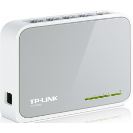 TP-LINK TL-SF1005D  switch 5 portów, 10/100Mb/s