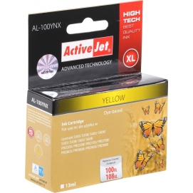 Tusz ActiveJet do Lexmark 100/108XL yellow