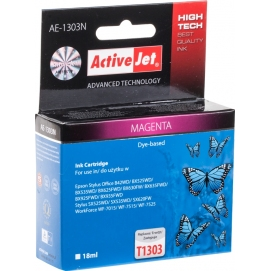 Tusz ActiveJet do EPSON T1303 magenta