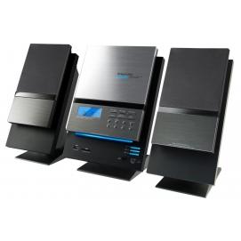 Wieża Kruger&Matz KM7089 z odtwarzaczem płyt CD, czytnikiem kart SD i USB