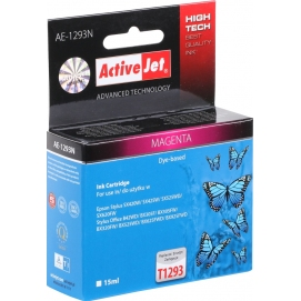 Tusz ActiveJet do EPSON T1293M magenta