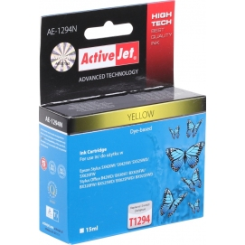 Tusz ActiveJet do EPSON T1294Y yellow