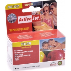 Tusz ActiveJet do Canon CLI-526 yellow