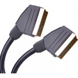 Kabel EURO-EURO 21P.1,5m Cabletech economic