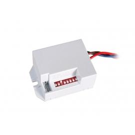 Czujnik ruchu PIR z zewnętrznym sensorem 800W 360st MCE32