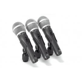 Zestaw mikrofonów dynamicznych the t.bone MB-60