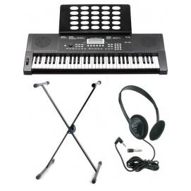 Zestaw! Keyboard Startone MK-300 Dynamiczna klawiatura SET