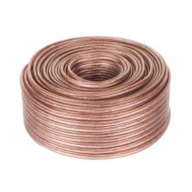 Kabel głośnikowy CCA 4.00mm