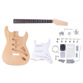 Model gitary elektrycznej Harley Benton Kit ST-Style