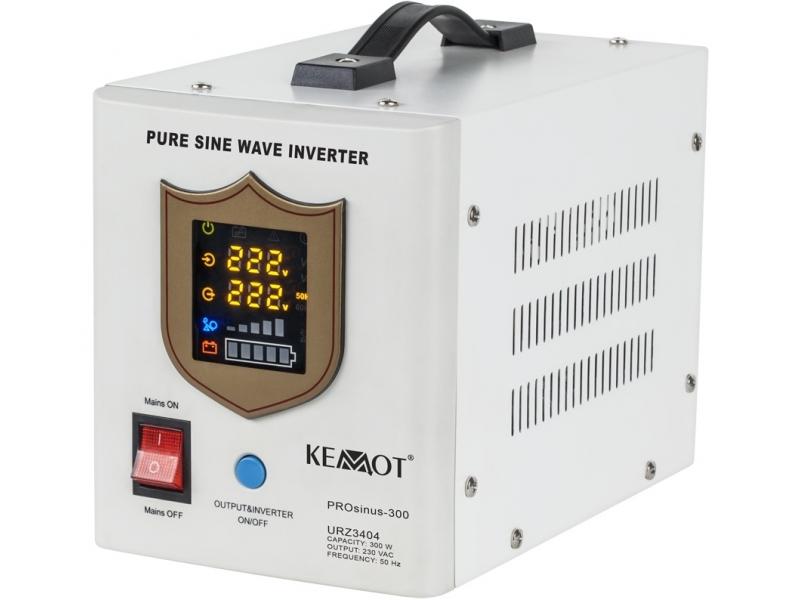 Awaryjne źródło zasilania KEMOT PRO SINUS-300