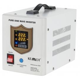 Zasilacz awaryjny UPS KEMOT PROsinus 500