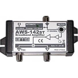 Wzmacniacz antenowy AMS AWS-142ST