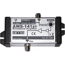 Wzmacniacz antenowy AMS AWS-141ST