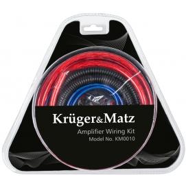 Zestaw montażowy do wzmacniaczy Kruger&Matz KM0010