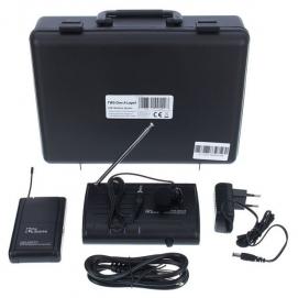 System bezprzewodowy-Mikrofon Lavalier the t.bone TWS One A Lapel