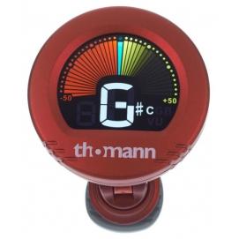 Tuner chromatyczny Thomann CTC-50 Red