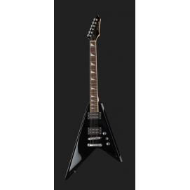 Gitara elektryczna Harley Benton RX-10 BK Rock