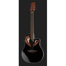 Gitara elektroakustyczna Harley Benton HBO-850BK