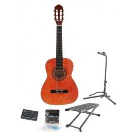 Zestaw gitara klasyczna Startone 3/4 + akcesoria