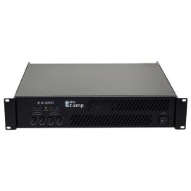 Wielokanałowa końcówka mocy the t.amp E4-250
