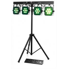 Zestaw oświetleniowy LED Stairville Stage TRI LED