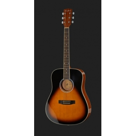 Gitara akustyczna Harley Benton D-120VS