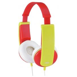 Solidne słuchawki dla dzieci JVC HA-KD5R