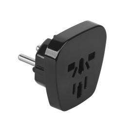 Złącze AC wtyk PL- gn. uniwersalne  (J39-9)