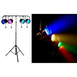 Zestaw oświetleniowy Reflektor Stairville LED PAR 64 10 mm