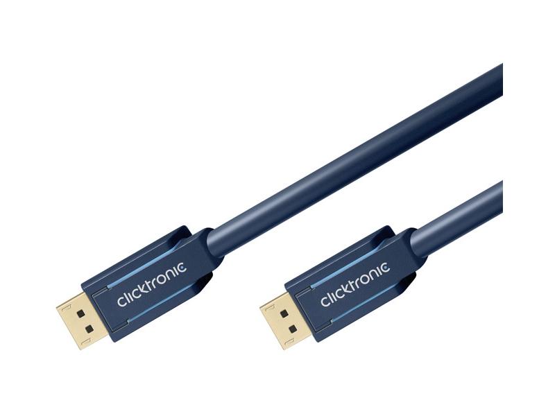 Kabel DisplayPort / DisplayPort 20m Clicktronic