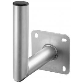 Uchwyt ścienny aluminiowy 25cm do zamontowania czaszy anteny satelitarnej