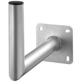 Uchwyt ścienny aluminiowy 35cm do zamontowania czaszy anteny satelitarnej