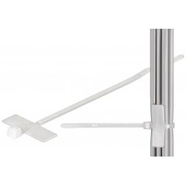 Kabelbinder mit Beschriftungsfeld