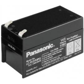 Akumulator żelowy AGM Panasonic (LC-R121R3PG) 12V 1,3Ah