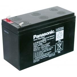 Akumulator żelowy AGM Panasonic (LC-R127R2PG) 12V 7,2Ah