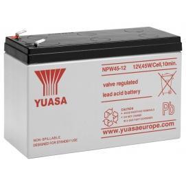 Akumulator żelowy AGM YUASA (NPW45-12) 12V 8,5Ah
