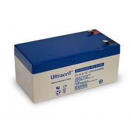 Akumulator ołowiowy 12 V, 3,4 Ah (UL3.4-6)