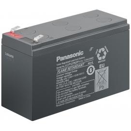 Akumulator żelowy AGM Panasonic (LC-P127R2P1) 12V 7,2Ah