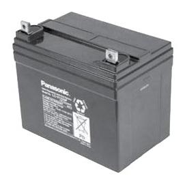 Akumulator żelowy AGM Panasonic (LC-V1233P) 12V 33Ah